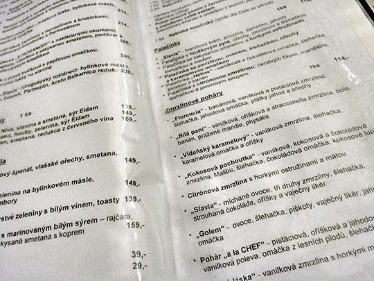 prague-slavia-menu